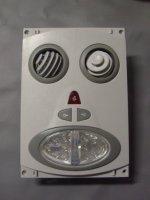 BK-81 Lampko nawiew diodowy