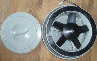 Dachowy wentylator wyciągowy powietrza