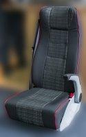 Fotel sztywny do busów i minibusów 001