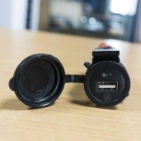 Gniazdo USB pojedyncze