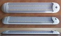 Lampa LED BK-164 z wyłącznikiem 12/24 V