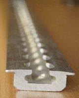 Szyna aluminiowa wpuszczana